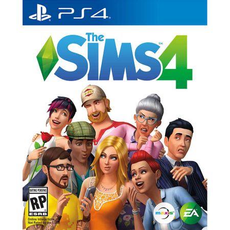 Juego-Sims-4-PS4