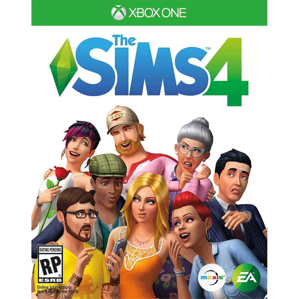 Juego-Sims-4-Xbox-One