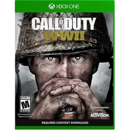 Juego-Call-Of-Duty-WWII-Xbox-One