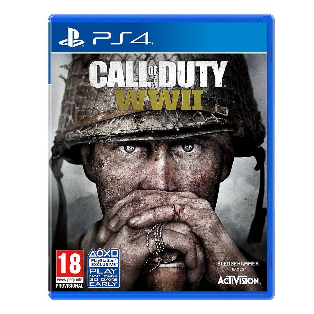 Juego Call Of Duty Wwii Ps4 Corona