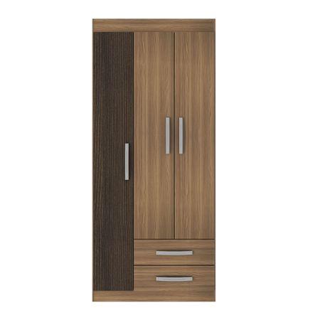 closet-exit-3-puertas-2-cajones-correderas-metalicas-castanoceniza