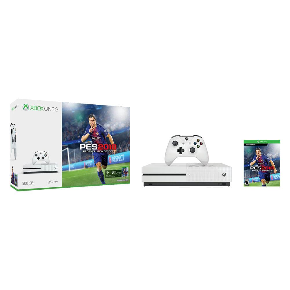 Consola-Xbox-One-S-500-GB-PES-2018-Bundle
