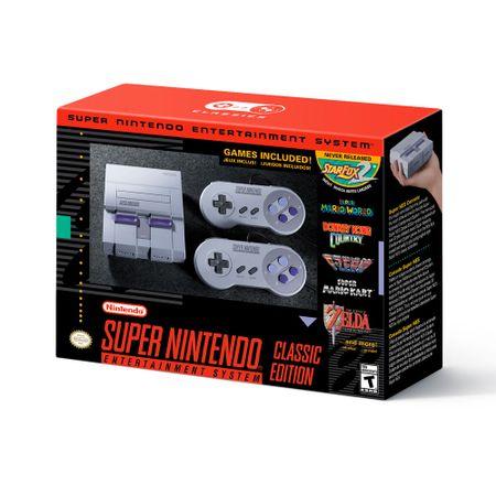 Consola-Super-Nintento-Classic-Edition