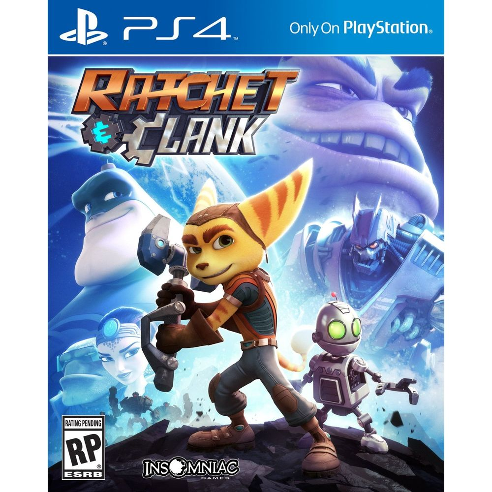 Juego Ps4 Ratchet And Clanck Corona