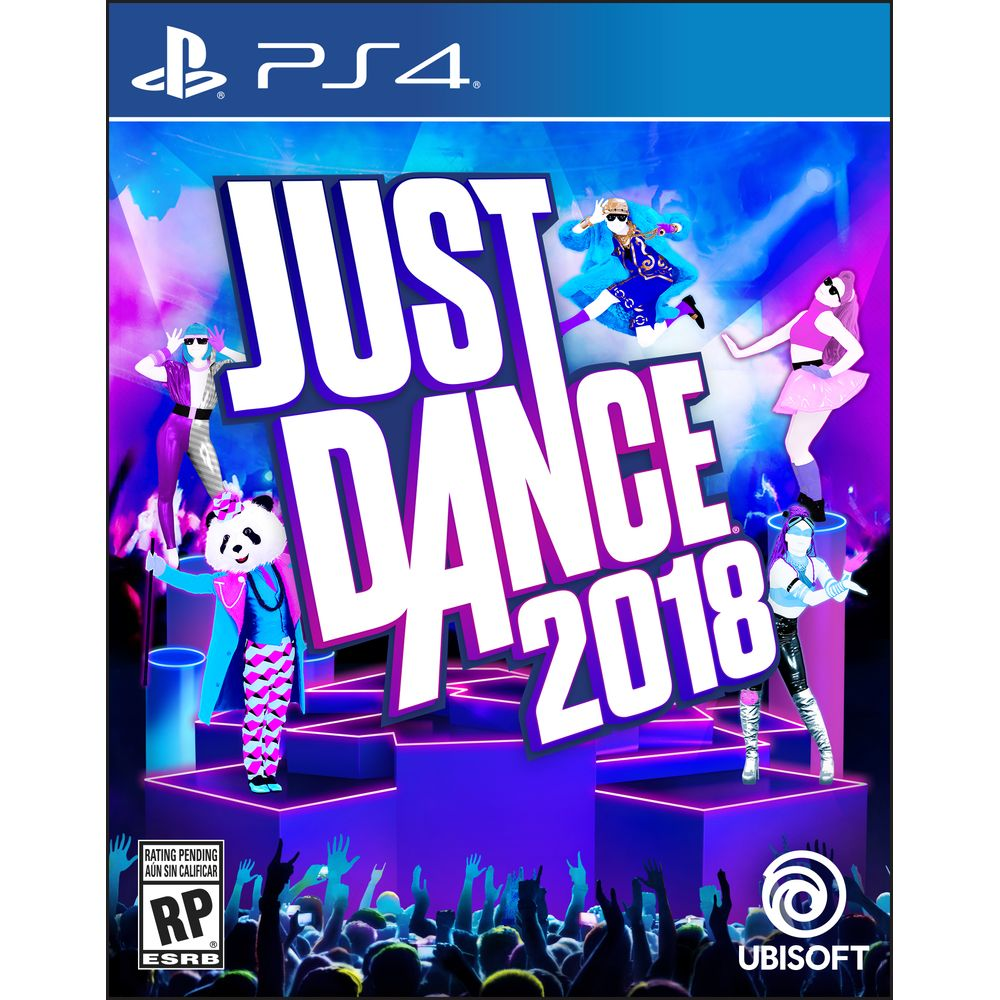 Juego Ps4 Just Dance 2018 Espanol Corona