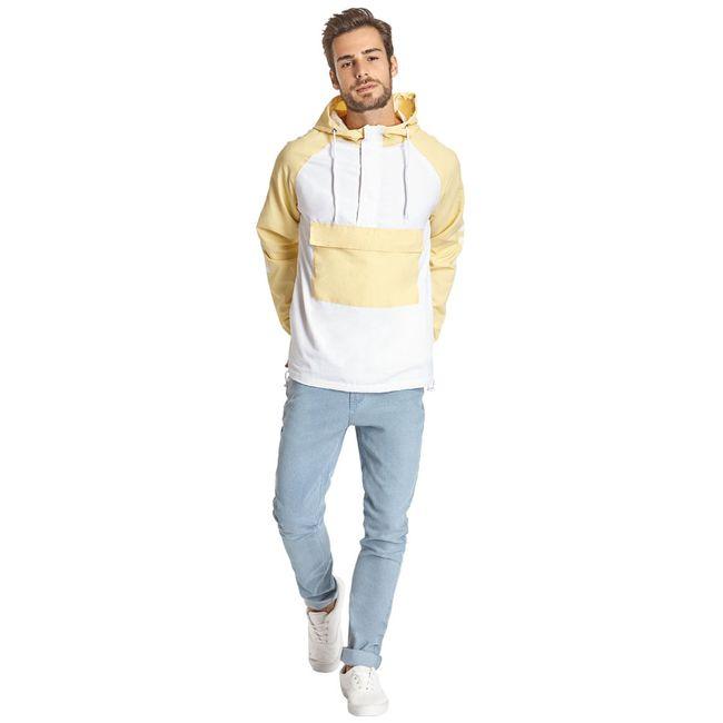 Cortaviento-Yellow-Pastel-White-