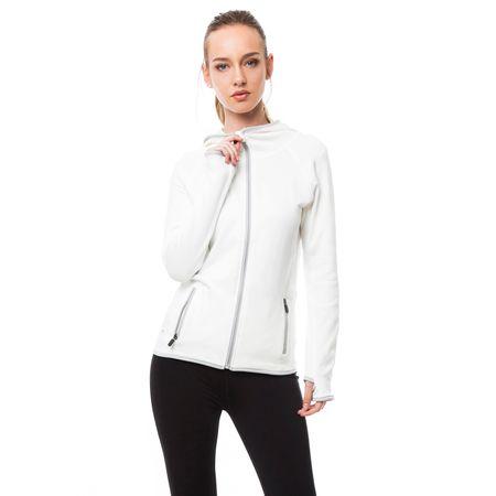 Poleron-Full-Zipper-Pipping-Off-White-OI2018