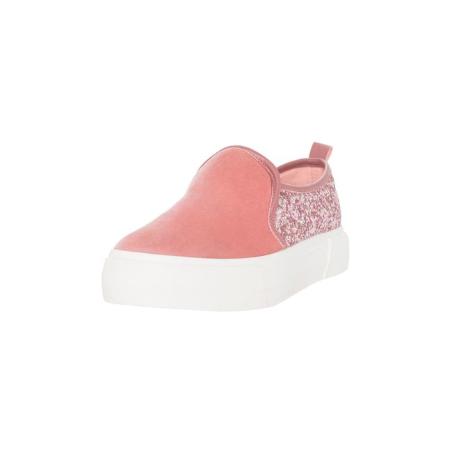 Zapatilla-Slip-On-Velvet-Brillos-Rosado-OI2018