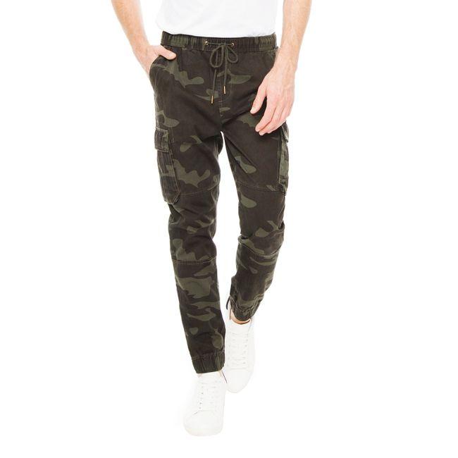 Jogger-Twill-Militar-Dark-green-camo-OI2018