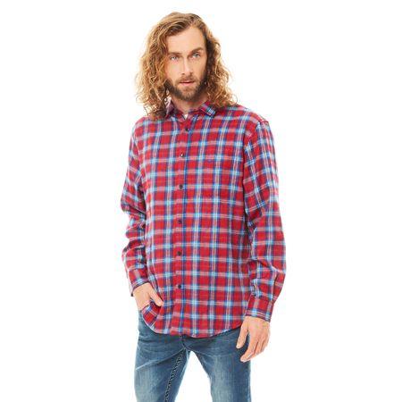 Camisa-Franela-Comb-IX-
