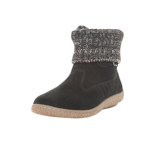 Botin-Comfort-Calcetin-Negro-