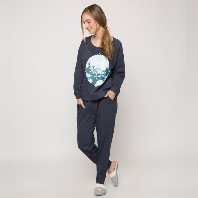 Pijama-Frech-Liso-Coleccion-Marino-