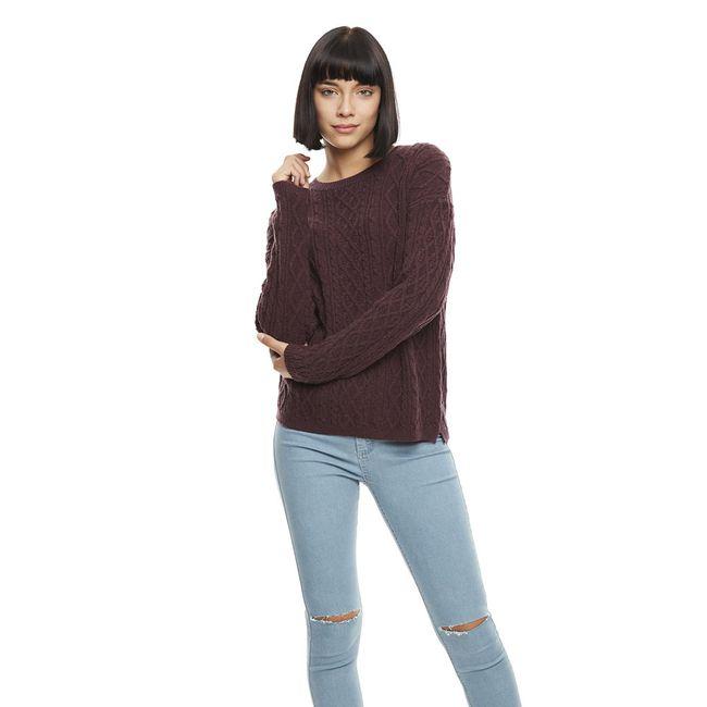 Sweater-Trenzado-Peach-Ciruela