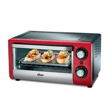 horno-electrico-oster-10-lts-rojo