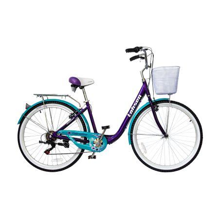 city-bike-lahsen-aluminio-valentine