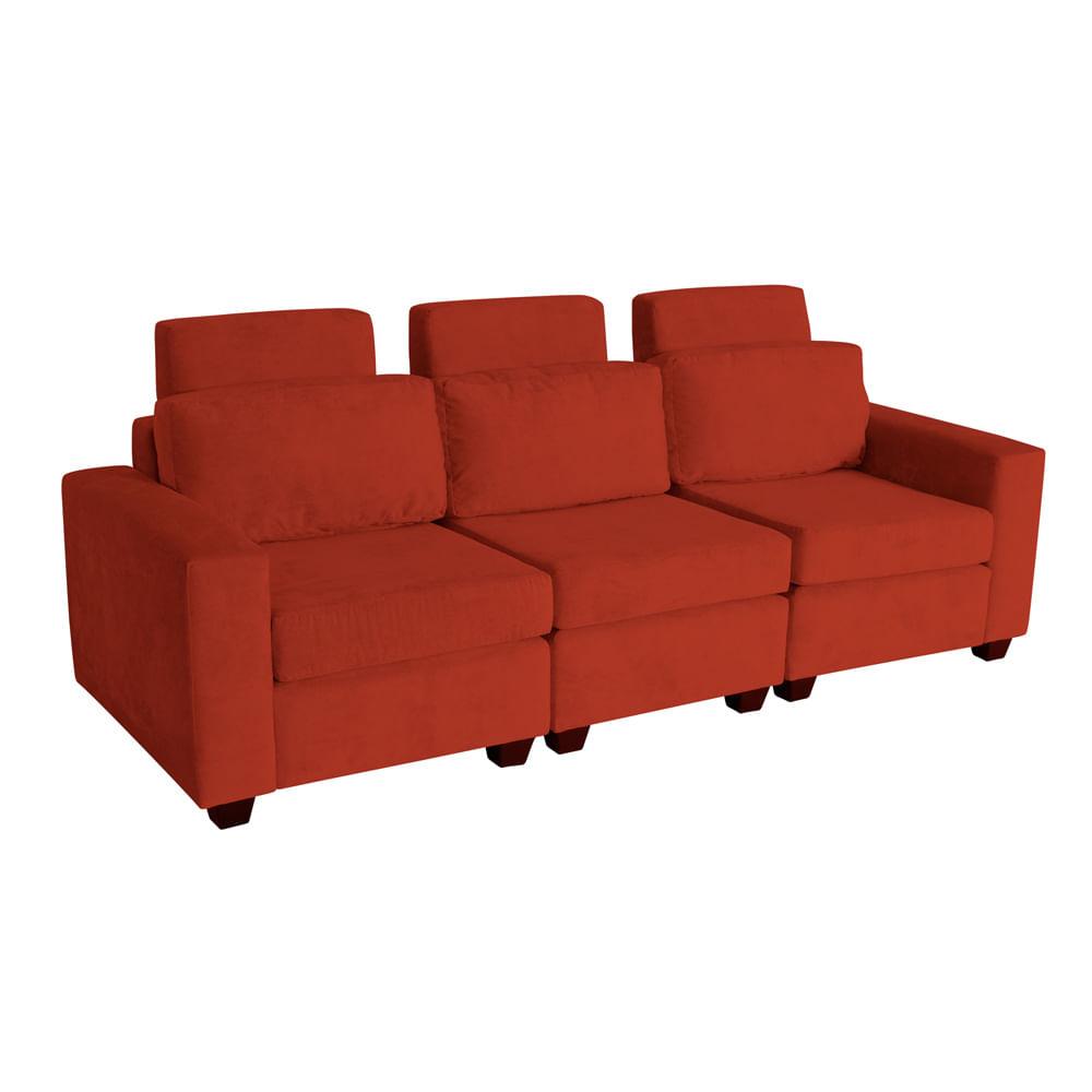 sofa-decus-multifuncional-loft-3-cuerpos-rojo