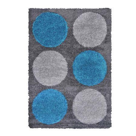 alfombra-shaggy-18k-studio-50x90-circles-gris