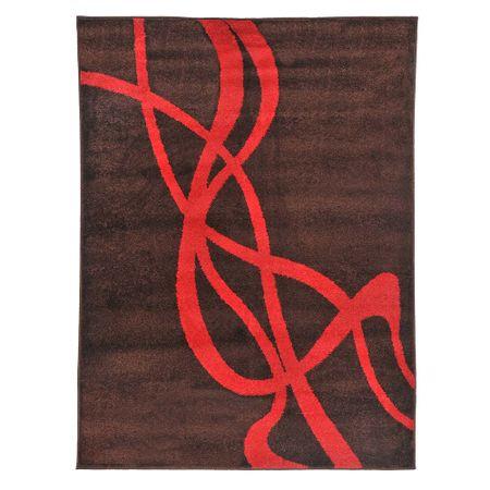 alfombra-frise-18k-vienna-133x180-storm-rojo