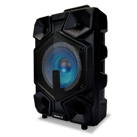 Parlante-Bluetooth-Master-G-SPB8B-con-Radio-FM