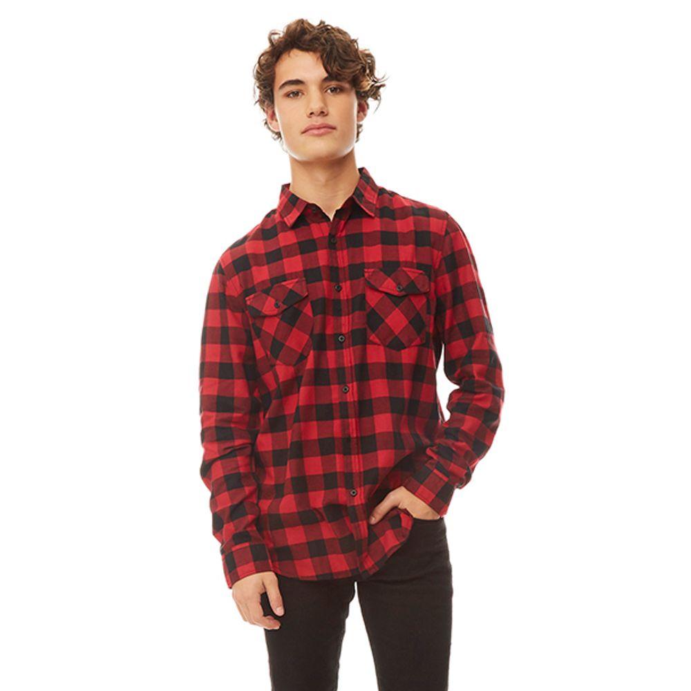 Camisa-Cuadro-Rojo-Negro-PV19-Talla-S-PV19-1