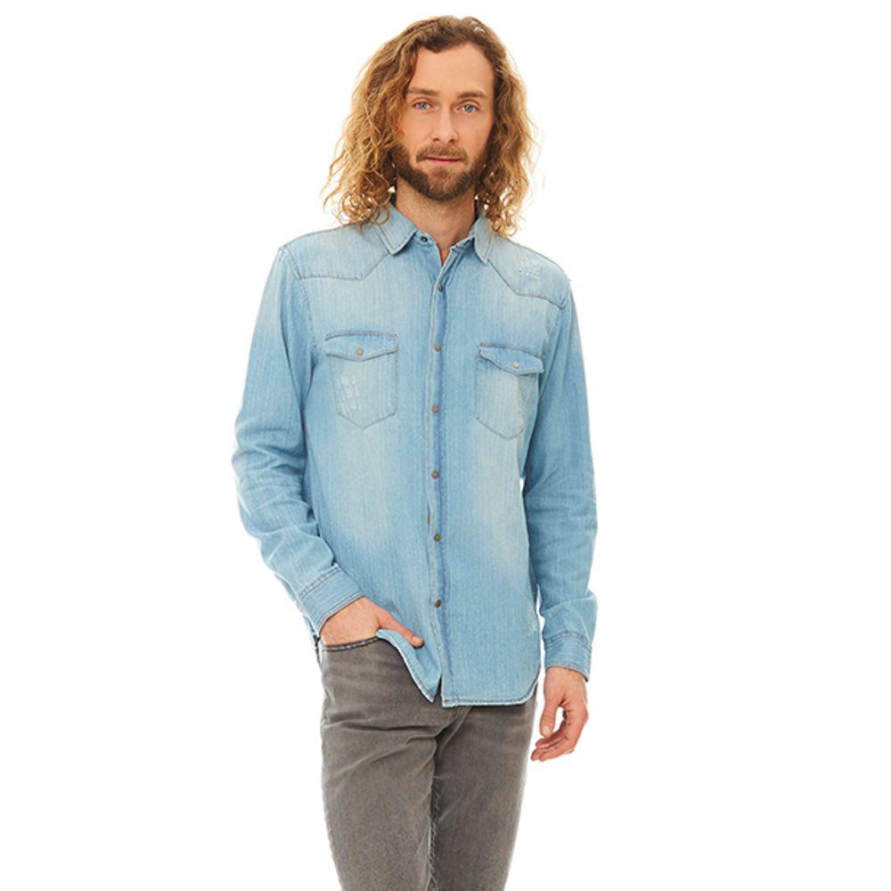 Camisa-Denim-Deshilachado-Azul-PV19-Talla-S-PV19-1