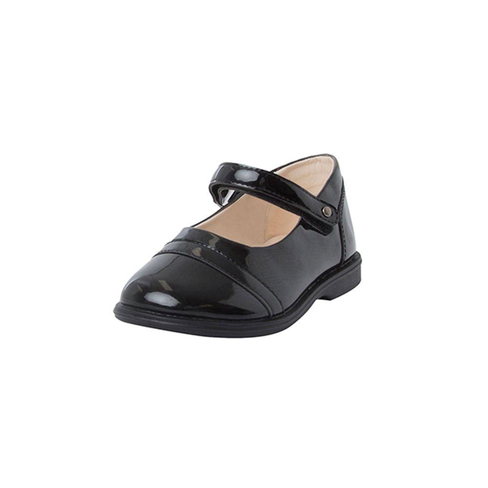 Zapato-Ballerina-Niña-Charon-Kid-Negro-PV19-Talla-23-PV19-1