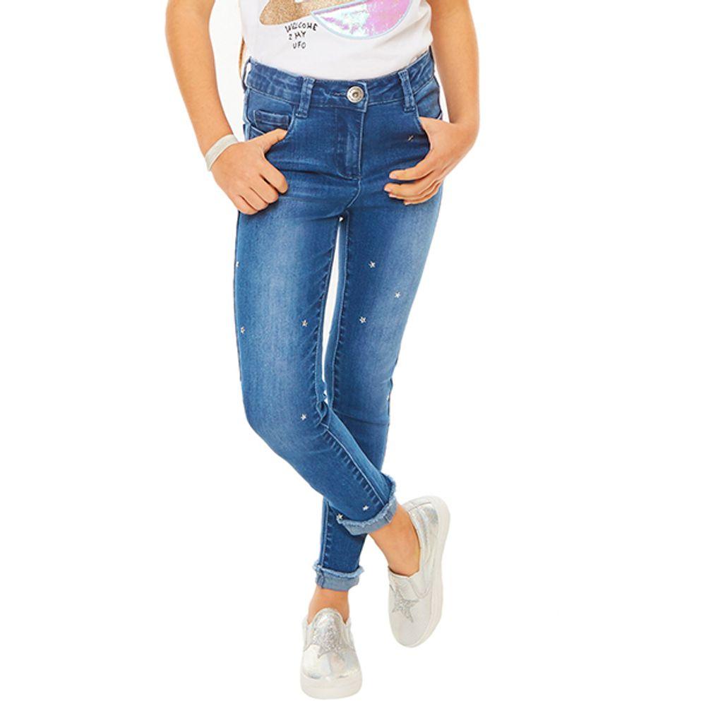 Jeans-Estrellas-Niña-Denim---201-PV19-Talla-14-PV19-1