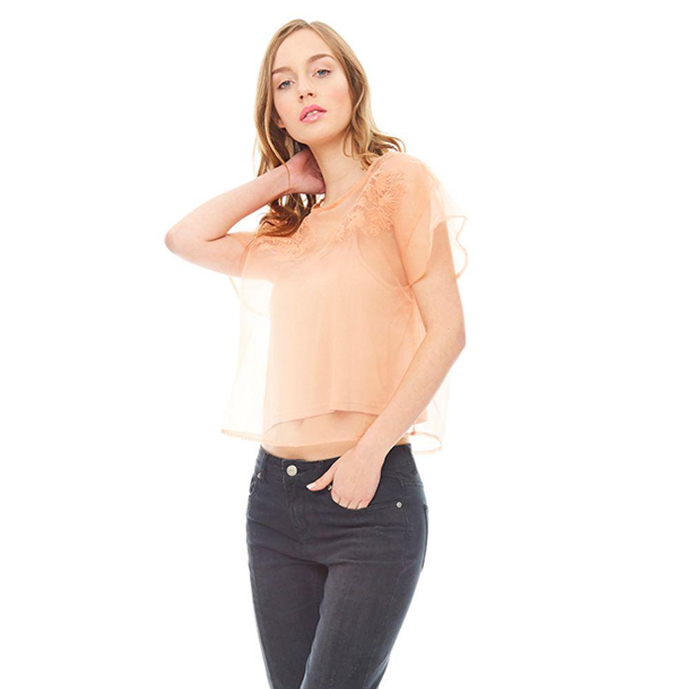 Blusa-Mesh-Bordado-Apricot-PV19-Talla-XL-PV19-1