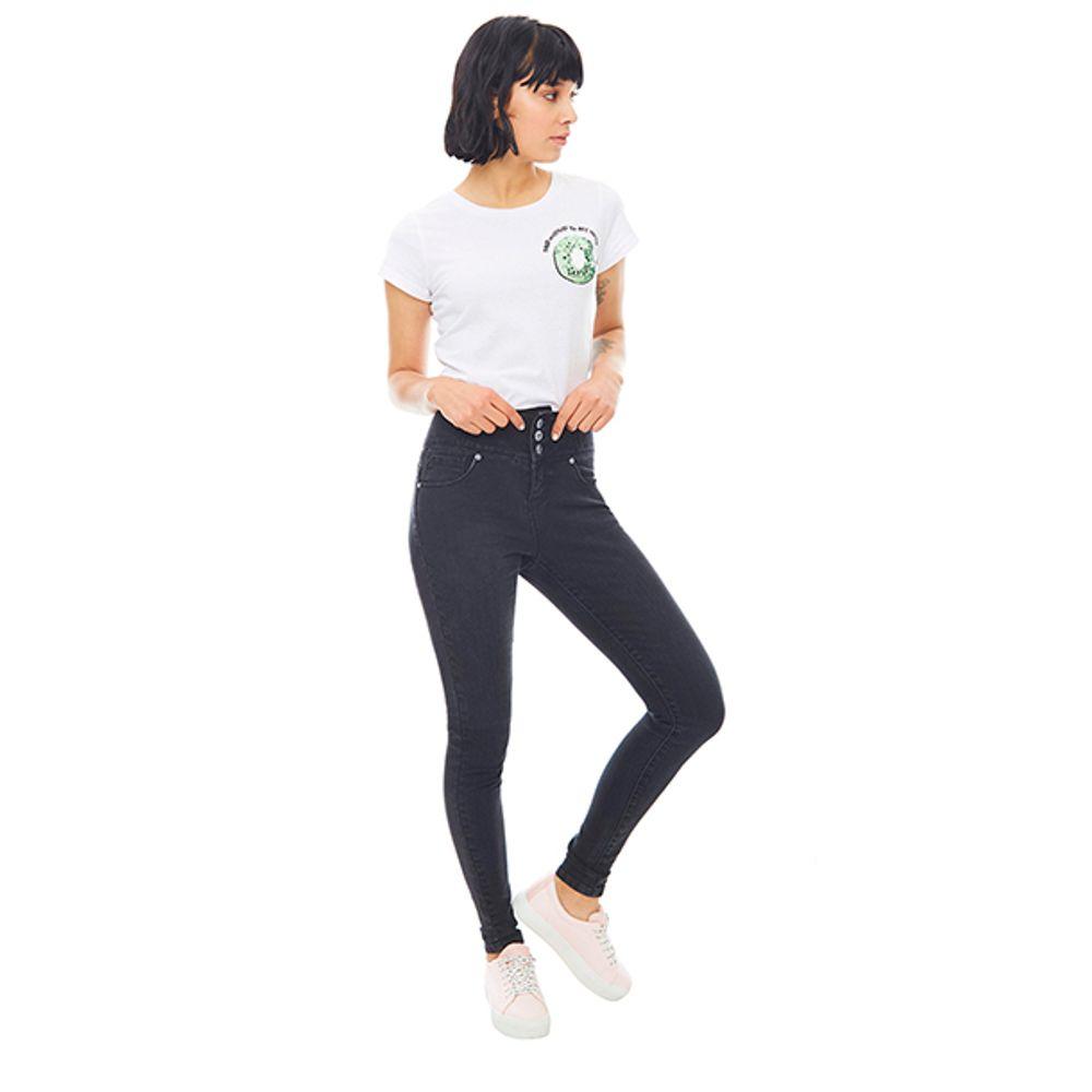Jeans-Scultural-4-Botones-Negro-PV19-Talla-36-PV19-1