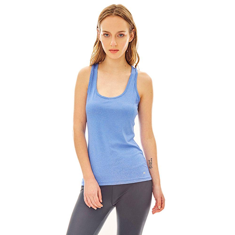 Polera-Yoga-Cotton-Melange-Royal-Melange-PV19-Talla-XS-PV19-1