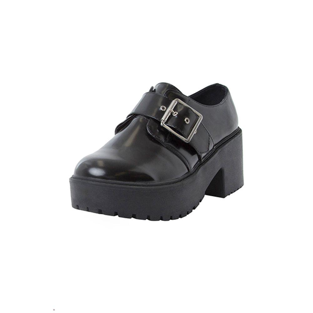 Zapato-Sport-Plataforma-Hebilla-Negro-PV19-Talla-35-PV19-1
