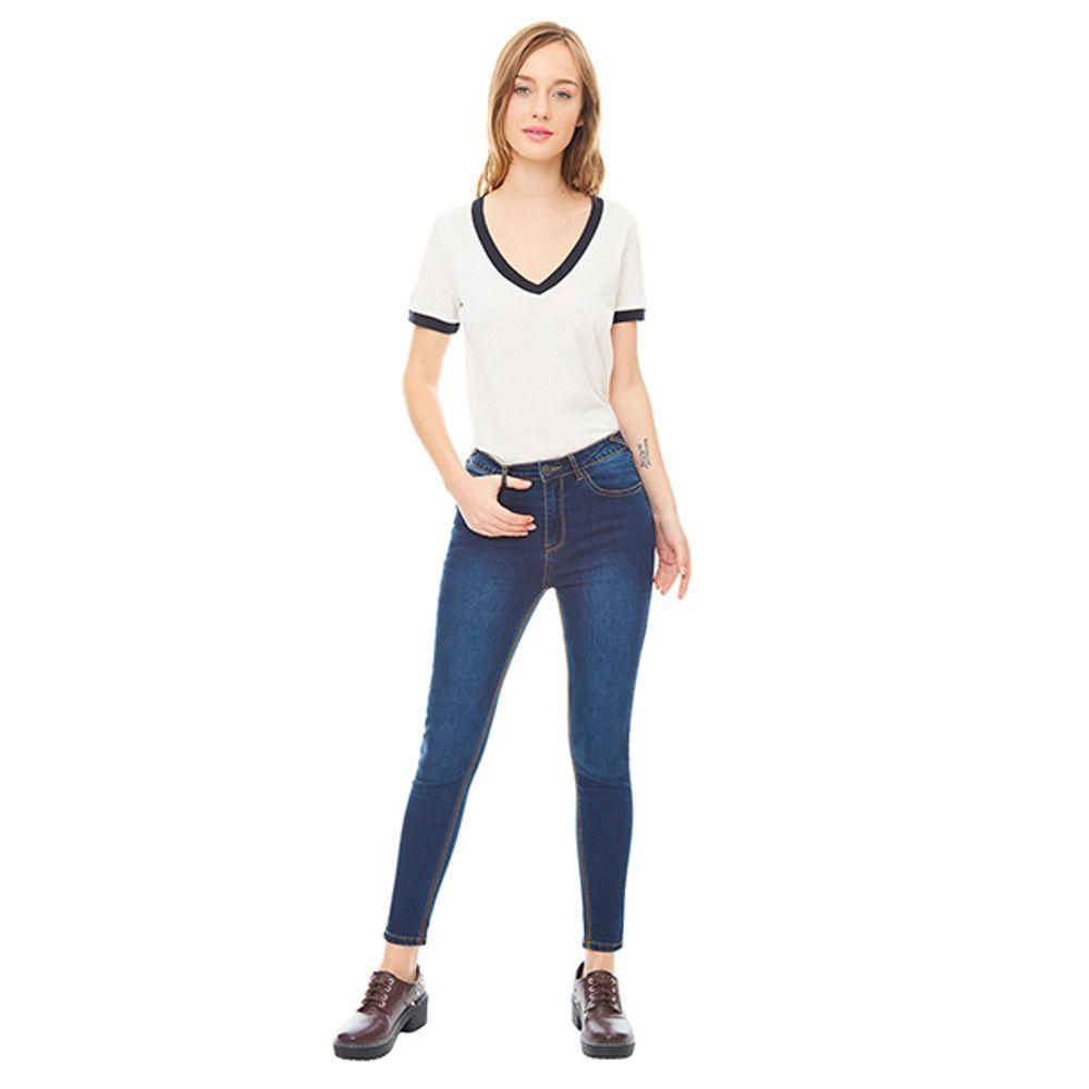 Jeans-Push-UP-Dark-Denim-PV19-Talla-36-PV19-1