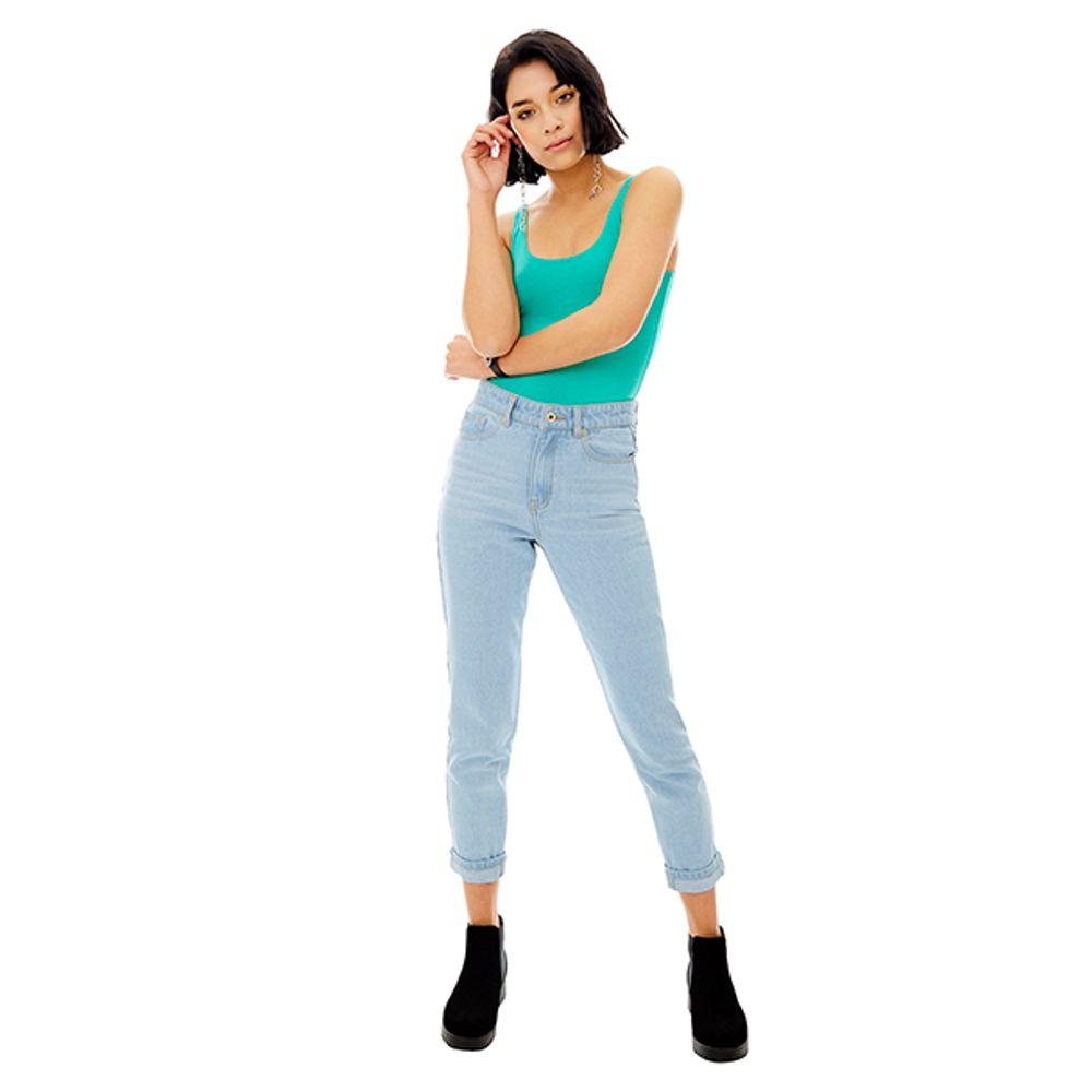 Jeans-Mujer-Mom-Azul-Claro-PV19-Talla-38-PV19-1