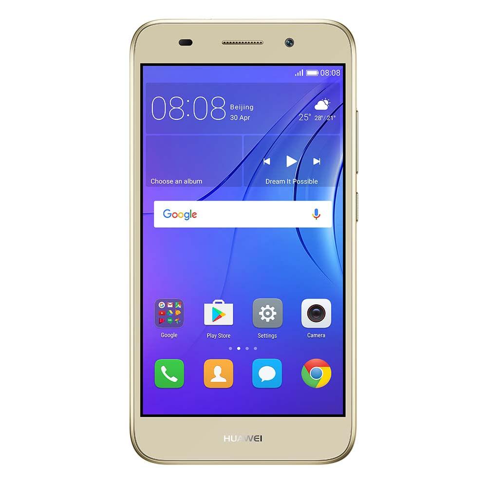 f6303baf946ff Smartphone Huawei Y5 LITE 2018 DORADO ENTEL - Corona