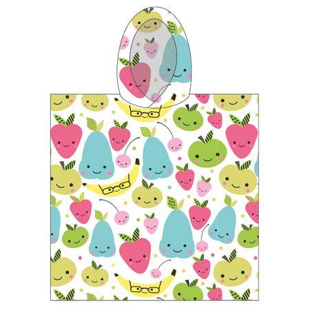 capucha-infantil-casa-bella-60x120-fruits