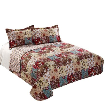 quilt-estampado-reversible-l-image-2-plazas-floreado