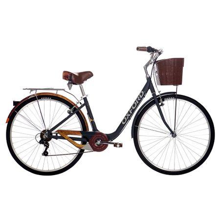 bicicleta-oxford-aro-28-cyclotour-al-6v-negro