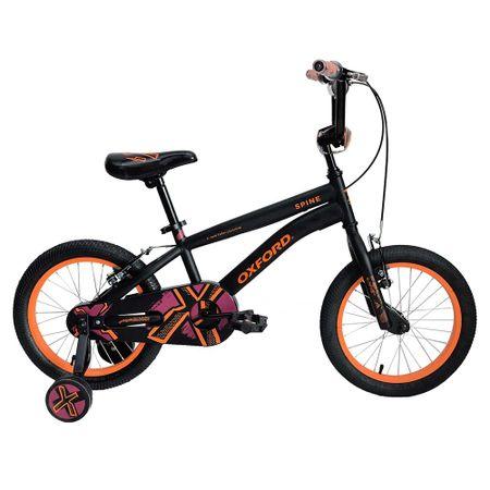 bicicleta-oxford-aro-16-spine-1v--negronaranja