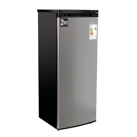 freezer-vertical-180lts-inox-design-lfv-200i