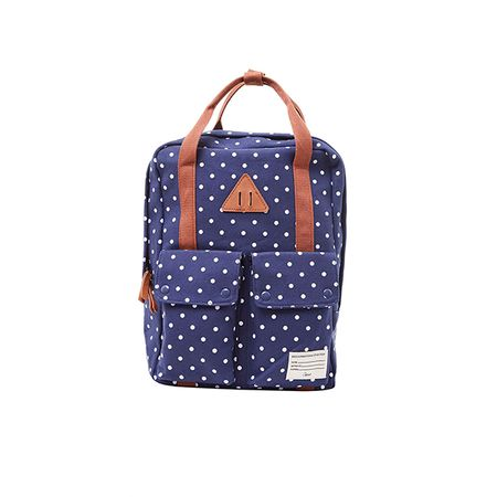 98c534d73c4 Mochila Cargo Azul Mujer - Corona
