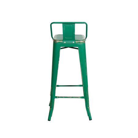 silla-idetex-high-vintage-metal-verde-turquesa