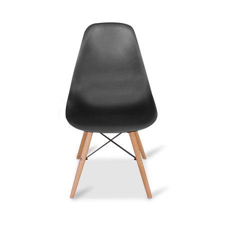 juego-idetex-4-sillas-nordica-patas-maderapvc-negra