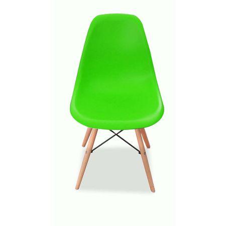 juego-idetex-4-sillas-nordica-patas-maderapvc-verde