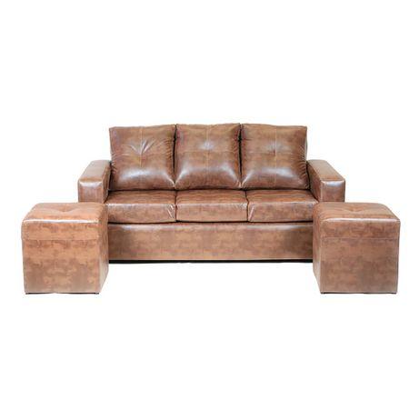 sofa-muebles-america-fortunato-3-cuerpos-2-pouf-caramelo