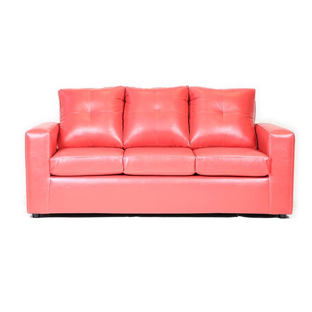sofa-muebles-america-fortunato-3-cuerpos-pu-rojo