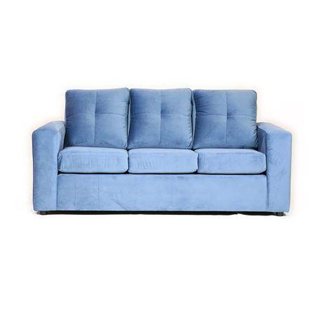 sofa-muebles-america-fortunato-3-cuerpos-felpa-azul-petroleo