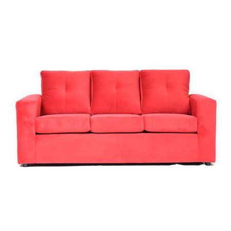 sofa-muebles-america-fortunato-3-cuerpos-felpa-rojo