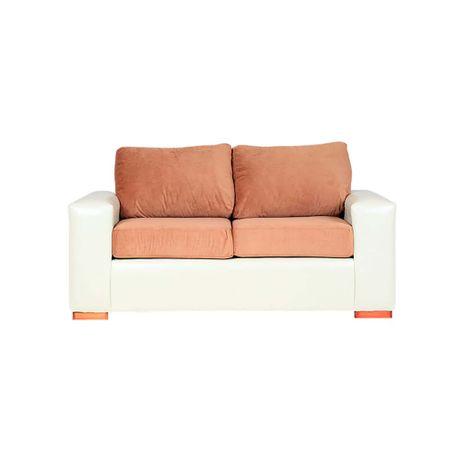 sofa-bicolor-muebles-america-felpa-pu-2-cuerpos-beige-tostado