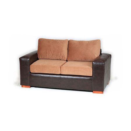sofa-bicolor-muebles-america-felpa-pu-2-cuerpos-cafe-tostado