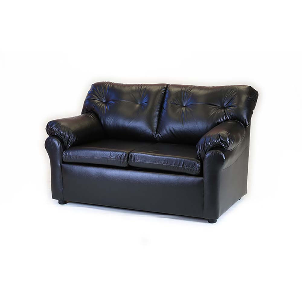 sofa-muebles-america-2-cuerpos-pu-negro